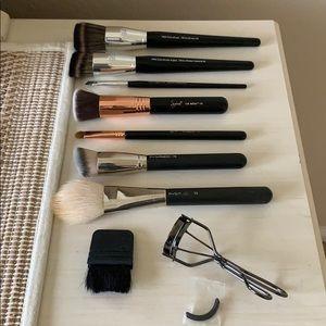 Brush bundle ( mac, sigma, Sephora pro)